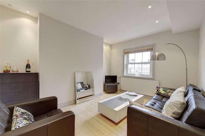 1 Bedroom Apartment Flat for sale in Block A Peabody Buildings, Herbrand Street, WC1N