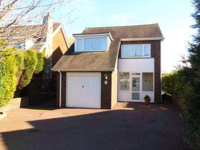 3 Bedrooms Detached House for sale in New Street,Shelfield,Walsall
