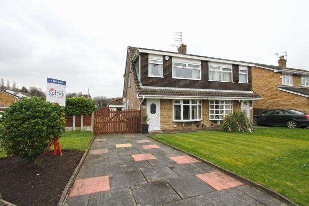 3 Bedrooms Semi Detached House for sale in Longden Road Ashton In Makerfield Wigan