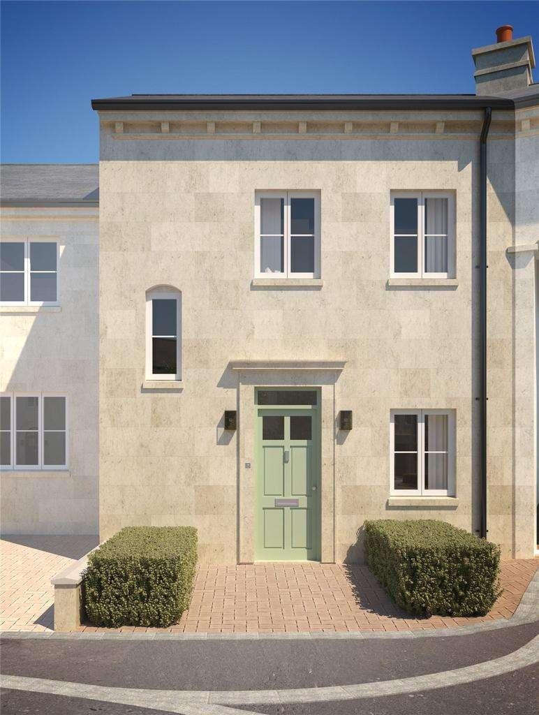 2 Bedrooms End Of Terrace House for sale in Winwood, Holburne Park, Warminster Road, Bath, BA2