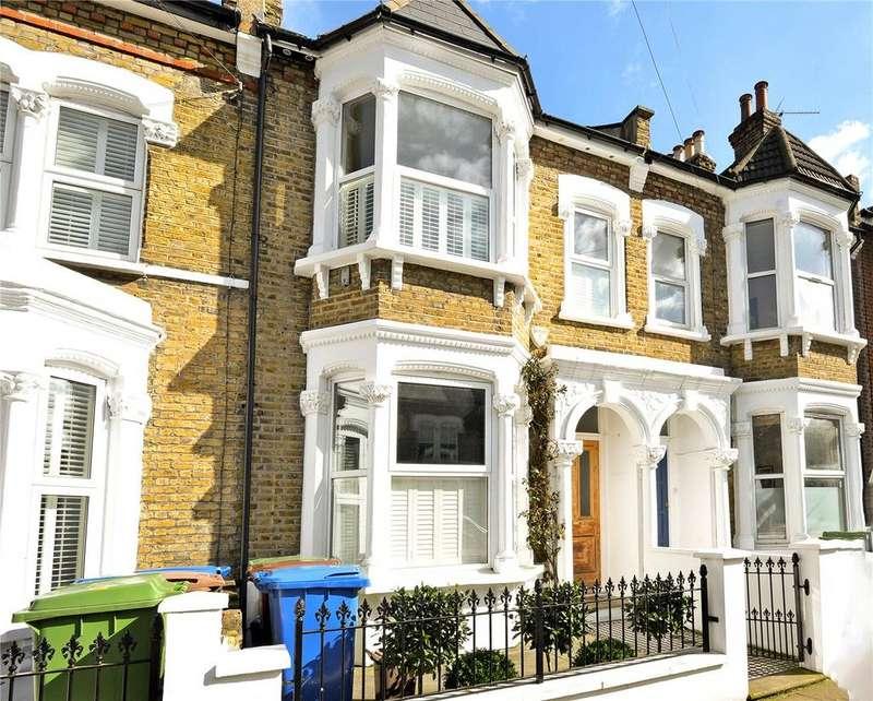 5 Bedrooms Terraced House for sale in Gowlett Road, Peckham Rye, London, SE15
