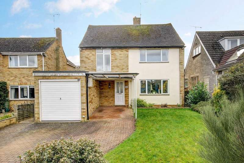 3 Bedrooms Detached House for sale in Leamington Drive, Faringdon, SN7
