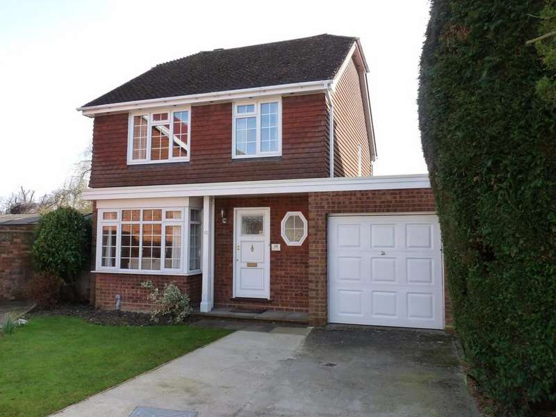 3 Bedrooms Detached House for sale in Marlpit Hill