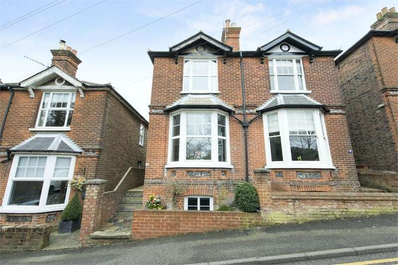 3 Bedrooms Semi Detached House for sale in Oxford Terrace, Guildford, Surrey