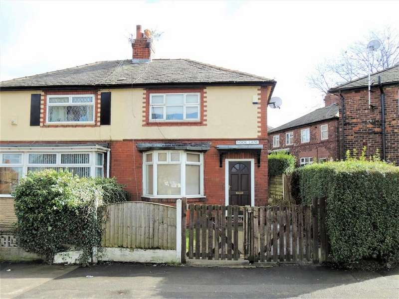 3 Bedrooms Property for sale in Nook Lane, Ashton-under-lyne