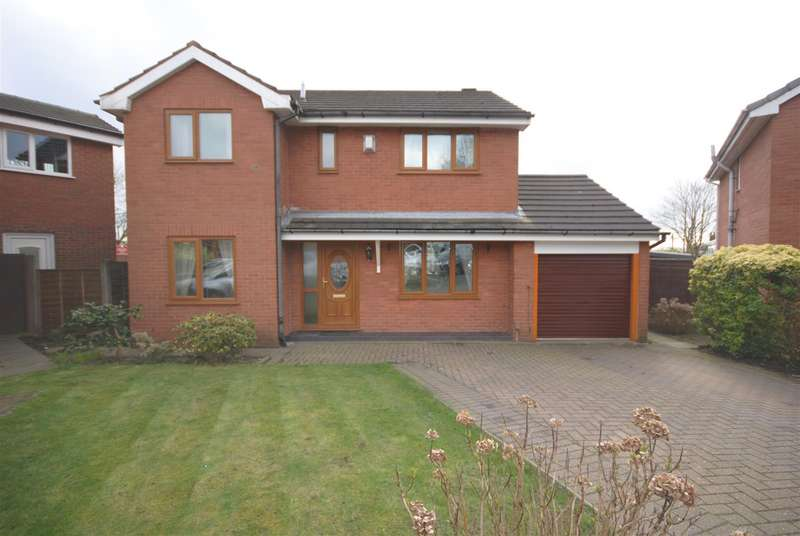 3 Bedrooms Property for sale in Lealholme Avenue, Aspull, Wigan