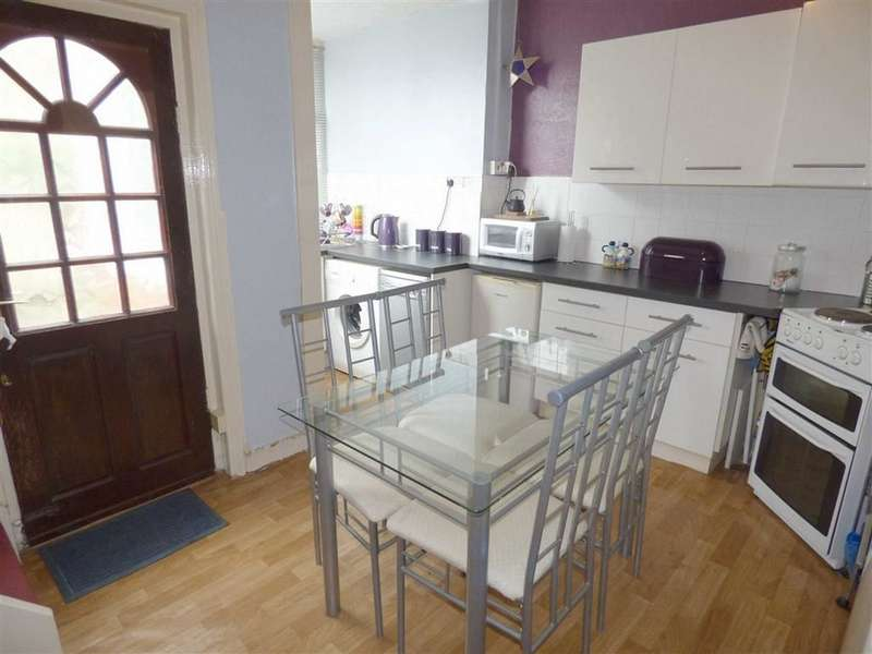 2 Bedrooms Property for sale in Rathbone Street, Rochdale, Lancashire, OL16