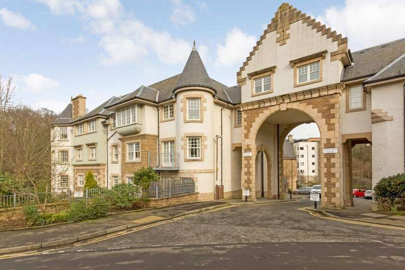 2 Bedrooms Flat for sale in 22/4 West Mill Bank, Colinton, EH13 0QT
