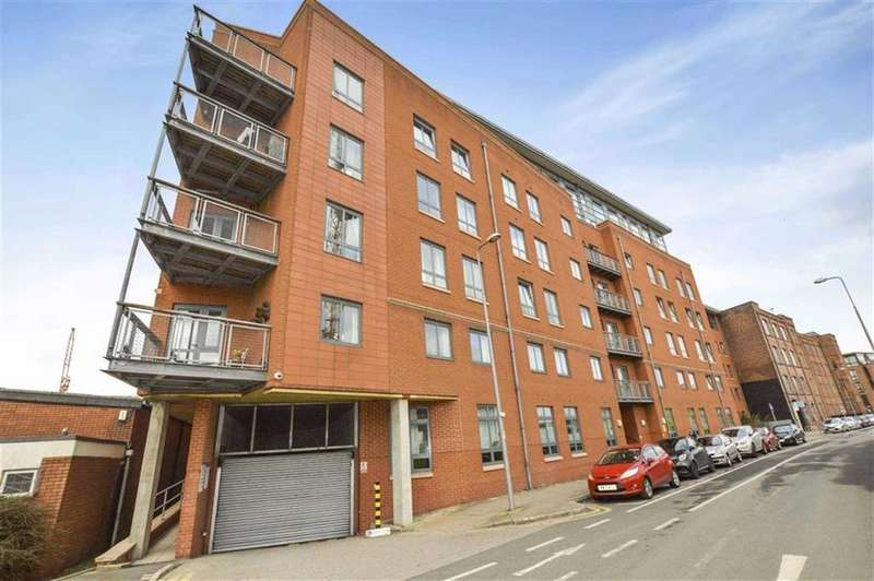 2 Bedrooms Apartment Flat for sale in Lake House, Castlefield, Manchester, M15