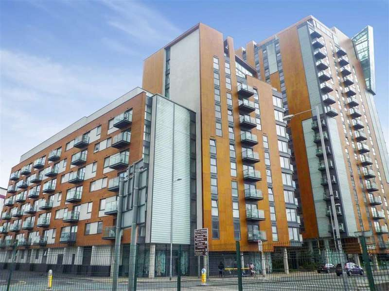 1 Bedroom Apartment Flat for sale in Skyline Central 1, Northern Quarter, Manchester, M4