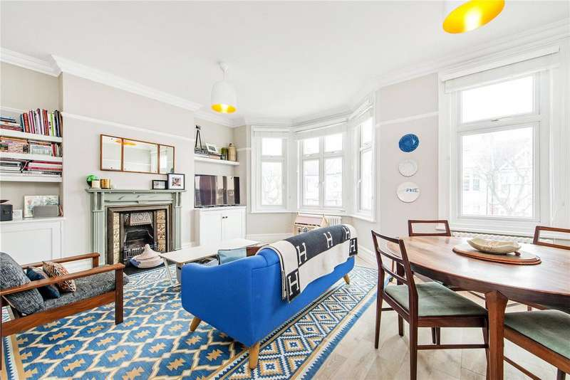 3 Bedrooms Flat for sale in Hanover Road, London