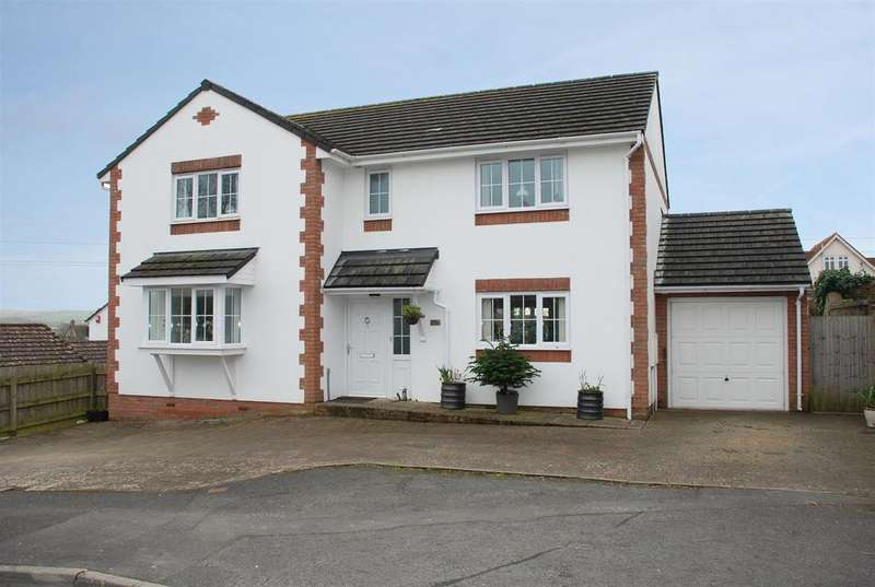 4 Bedrooms Detached House for sale in Witten Gardens, Northam, Bideford