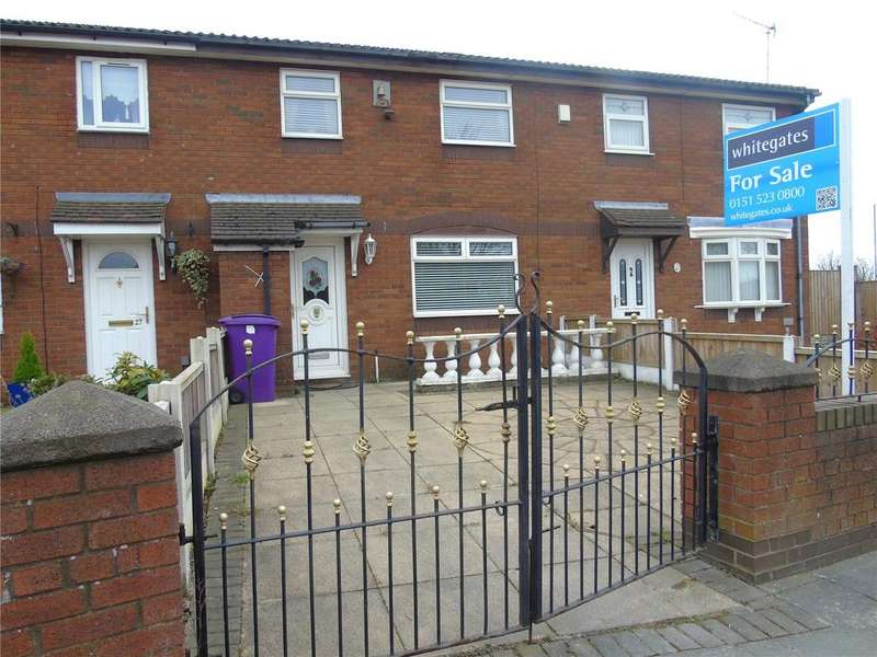 3 Bedrooms Terraced House for sale in Cubbin Crescent, Kirkdale, Liverpool, L5