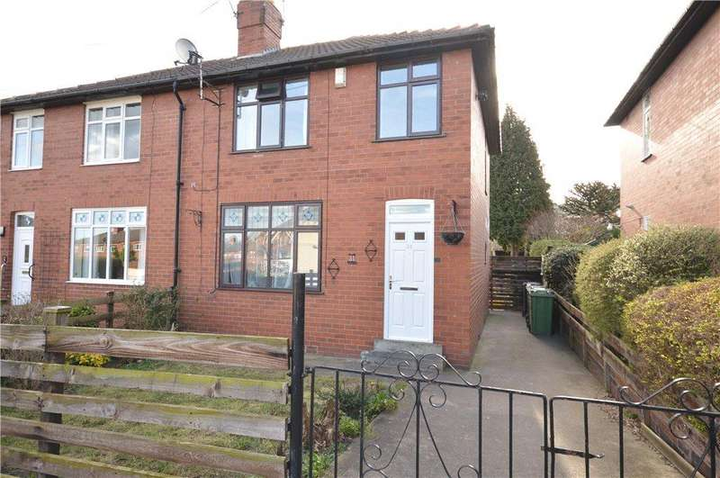 3 Bedrooms Semi Detached House for sale in Firth Grove, Leeds