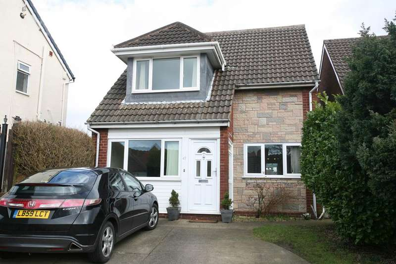 3 Bedrooms Detached House for sale in 47 Spring Street, Cannock, WS11 0DU