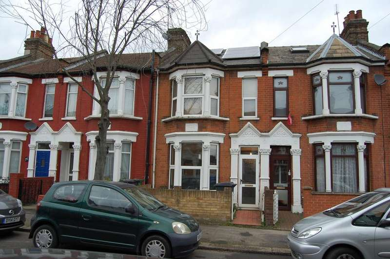 3 Bedrooms Terraced House for sale in Blenheim Road, Walthamstow e17