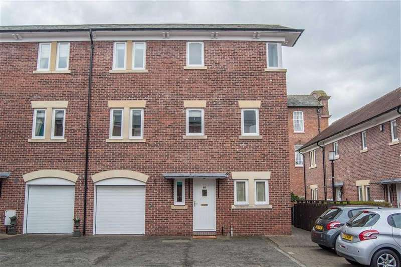 3 Bedrooms Terraced House for sale in The Yonne, Chester, Chester