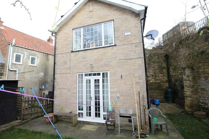3 Bedrooms Link Detached House for sale in Station Road, Bolsover, Chesterfield