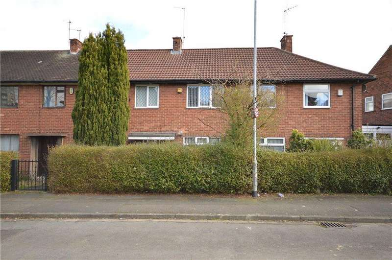 3 Bedrooms Terraced House for sale in Whincover Bank, Farnley, Leeds