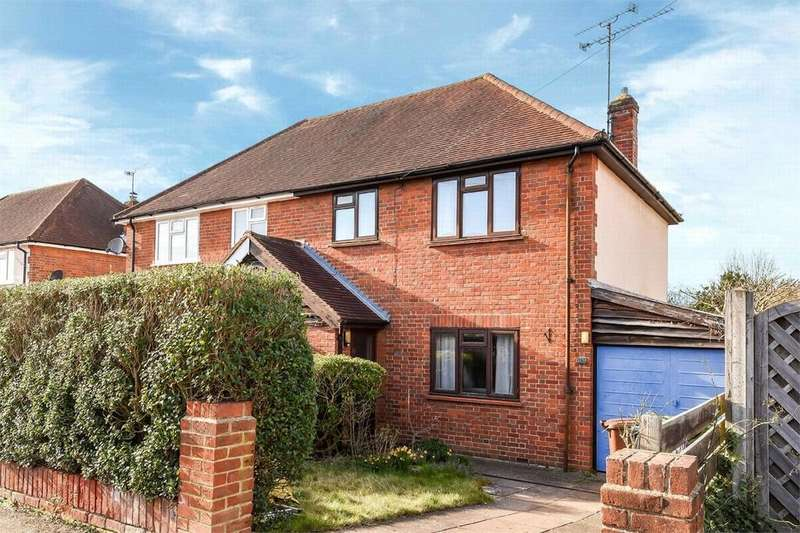 3 Bedrooms Semi Detached House for sale in Frimley, Camberley, Surrey