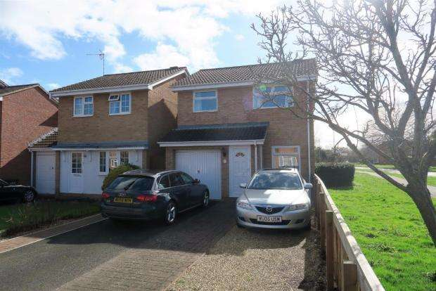 3 Bedrooms Detached House for sale in Ashbourne Crescent, Taunton TA1