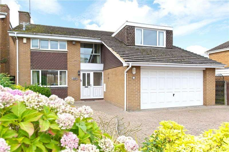 4 Bedrooms Detached House for sale in The Orchard, Kislingbury, Northampton, Northamptonshire