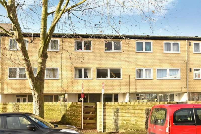 3 Bedrooms Terraced House for sale in Leontine Close, Peckham, SE15