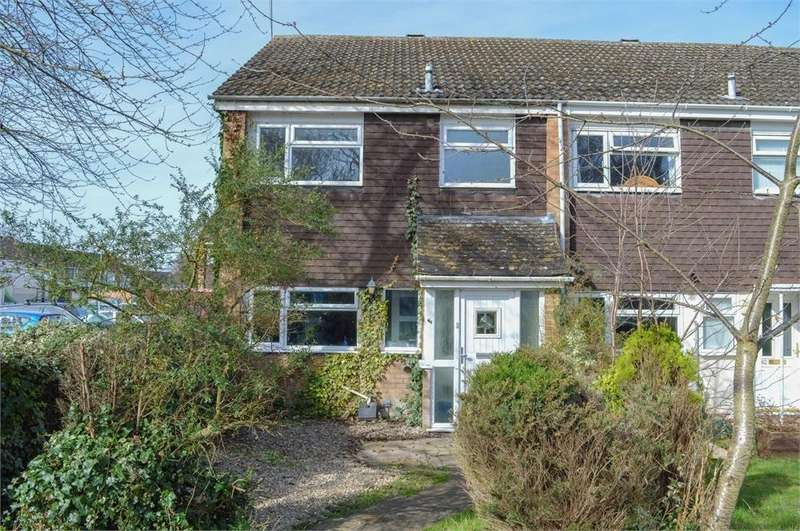 3 Bedrooms Terraced House for sale in Northolt Avenue, BISHOP'S STORTFORD, Hertfordshire
