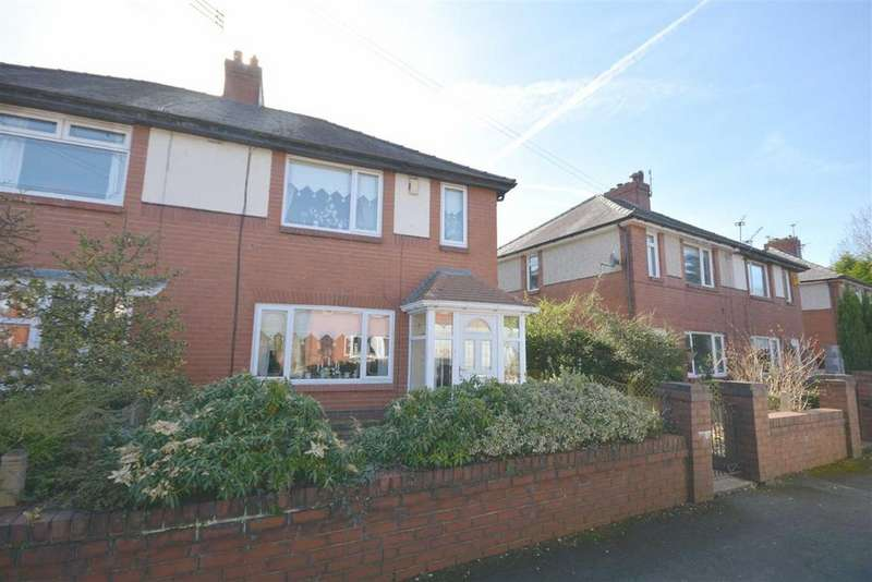 2 Bedrooms Semi Detached House for sale in Coronation Road, Standish Lower Ground, Wigan, WN6