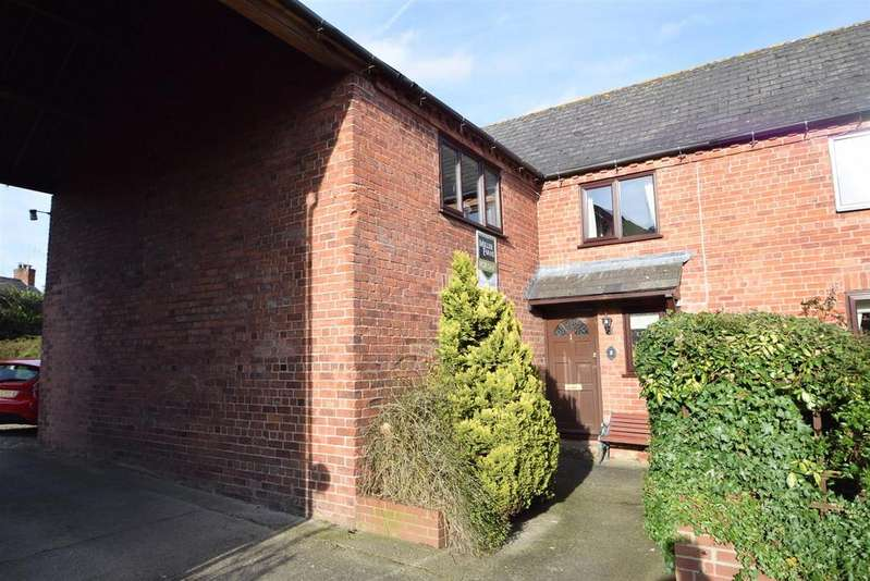 4 Bedrooms Barn Conversion Character Property for sale in 2 The Court, Fox Lane, West Felton, Oswestry SY11 4JU