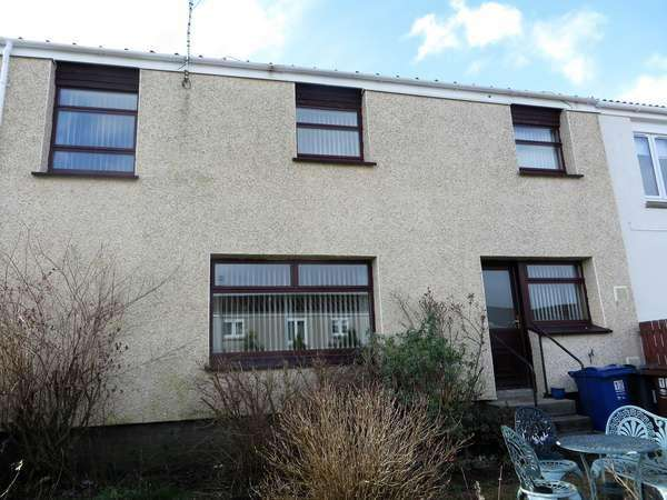 3 Bedrooms End Of Terrace House for sale in 12 Berwick Crescent, Linwood, Paisley, PA3 3TF