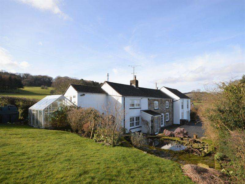 3 Bedrooms Cottage House for sale in Upper Llanover, Abergavenny