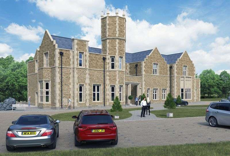 2 Bedrooms Flat for sale in Oakwood Hall, Romiley