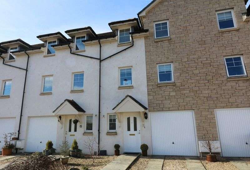 4 Bedrooms Terraced House for sale in 13 Ballantyne Place, Peebles