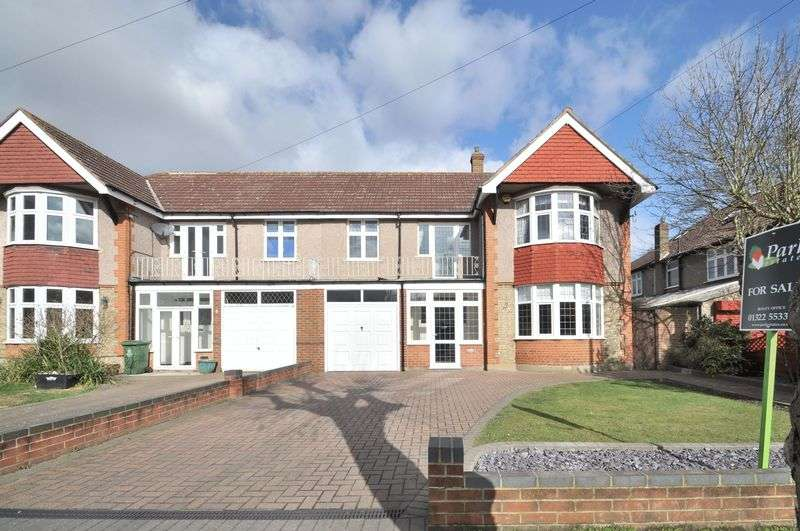4 Bedrooms Semi Detached House for sale in Broomfield Road, Bexleyheath
