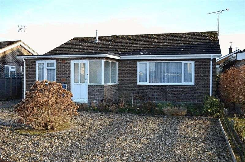 3 Bedrooms Detached Bungalow for sale in Stevens Close Watton