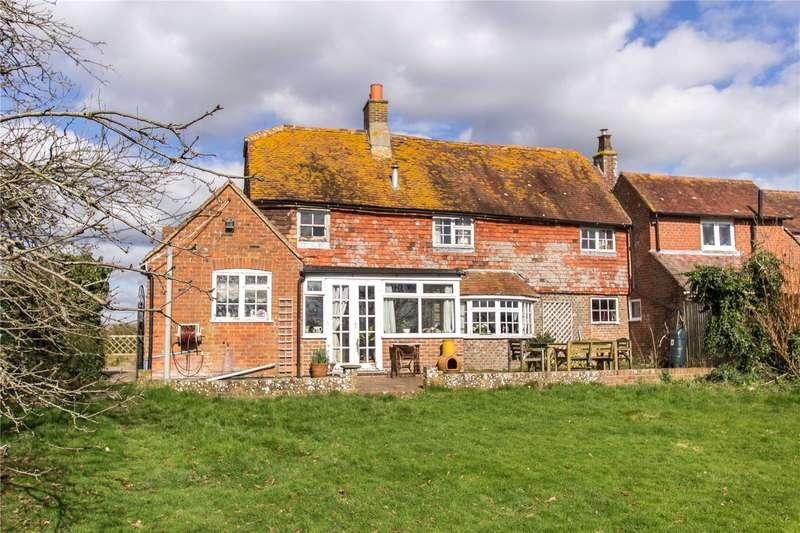 4 Bedrooms Semi Detached House for sale in Chalvington Road, Golden Cross