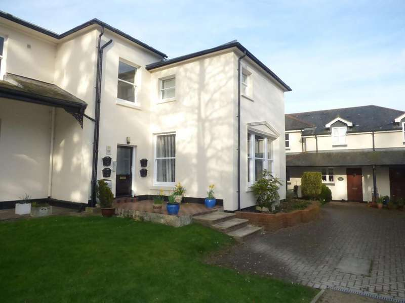1 Bedroom Apartment Flat for sale in WEYHILL LODGE, WEYHILL, ANDOVER SP11