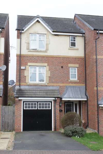 4 Bedrooms Town House for sale in Malkins Bank, Sandbach, Cheshire, CW11