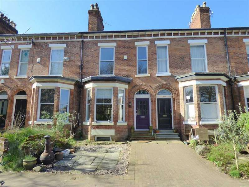 5 Bedrooms Terraced House for sale in Tatton View, Withington, Manchester, M20