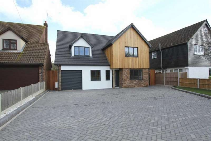 4 Bedrooms Detached House for sale in Grange Road, Billericay, Essex, CM11 2SA