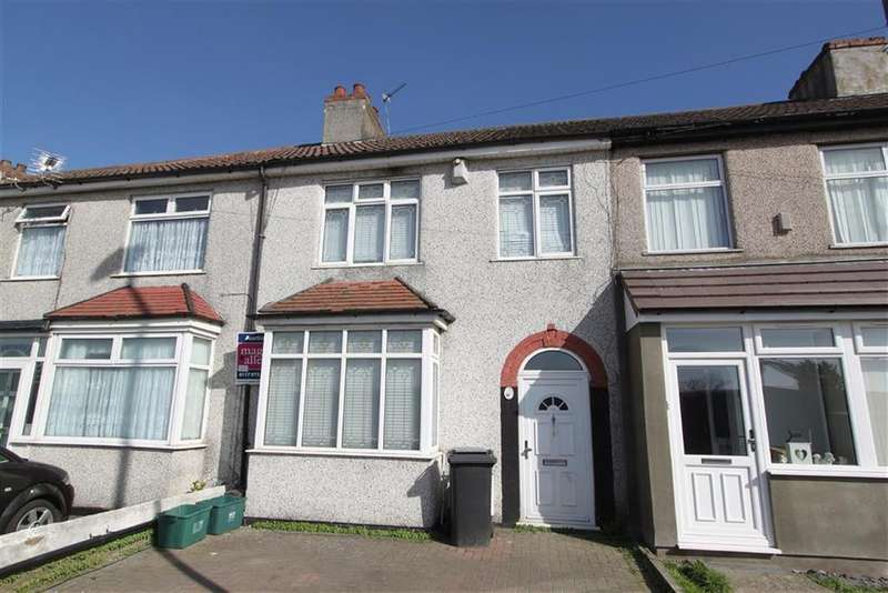 3 Bedrooms Terraced House for sale in Halls Road, Kingswood, Bristol