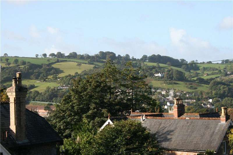 4 Bedrooms Detached House for sale in Green Gates, Jubilee Road, Totnes, Devon