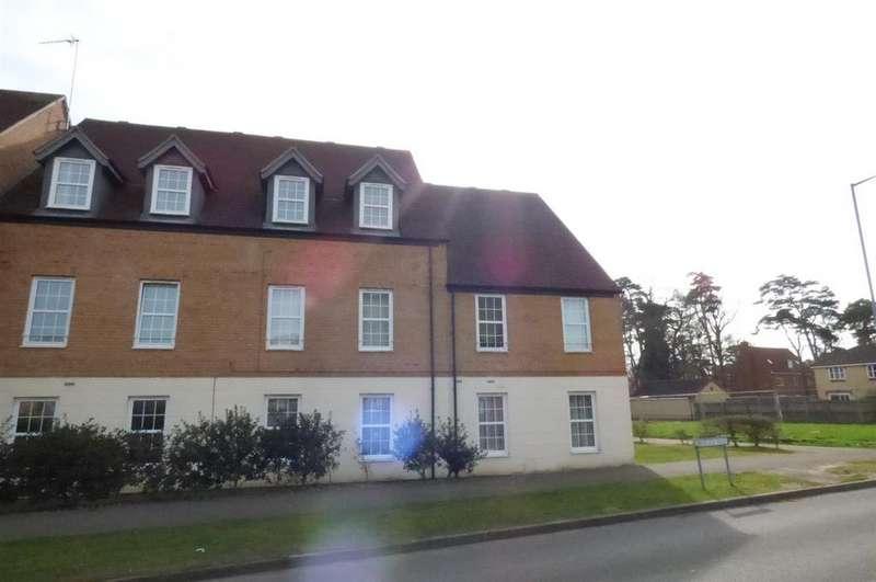 1 Bedroom Flat for sale in Hazel Covert, Thetford