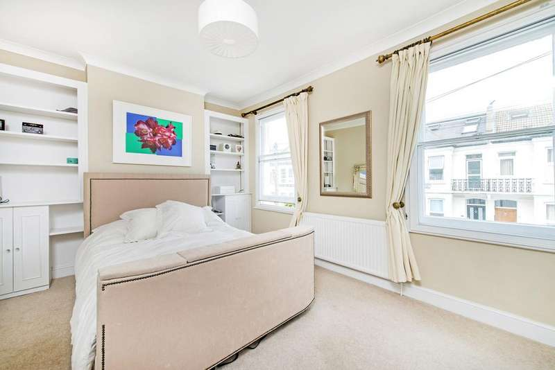 3 Bedrooms Semi Detached House for sale in Bishops Road, SW6