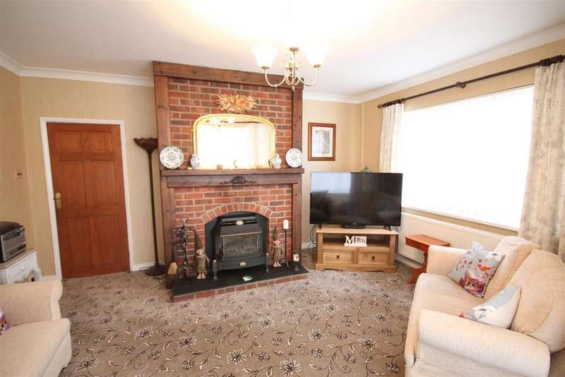 2 Bedrooms Detached Bungalow for sale in St. Charles Road, Spennymoor