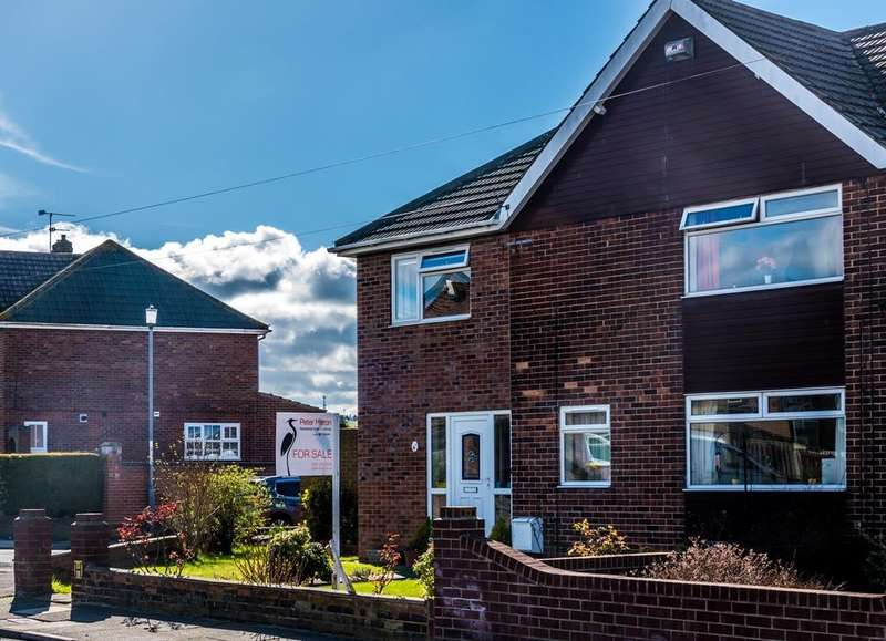 4 Bedrooms Semi Detached House for sale in Warwick Drive, East Herrington, Sunderland