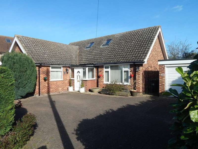 3 Bedrooms Detached Bungalow for sale in House Lane, Arlesey SG15 6XX