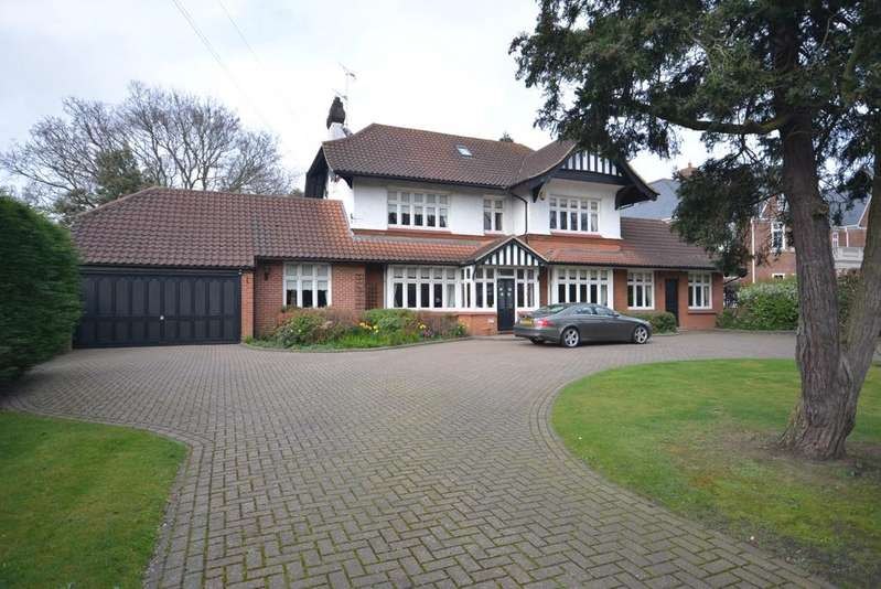 5 Bedrooms Detached House for sale in Parkstone Avenue, Emerson Park, Hornchurch RM11