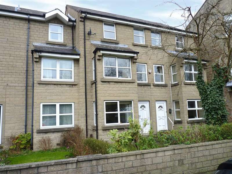 4 Bedrooms Terraced House for sale in Devonshire Place, Harrogate